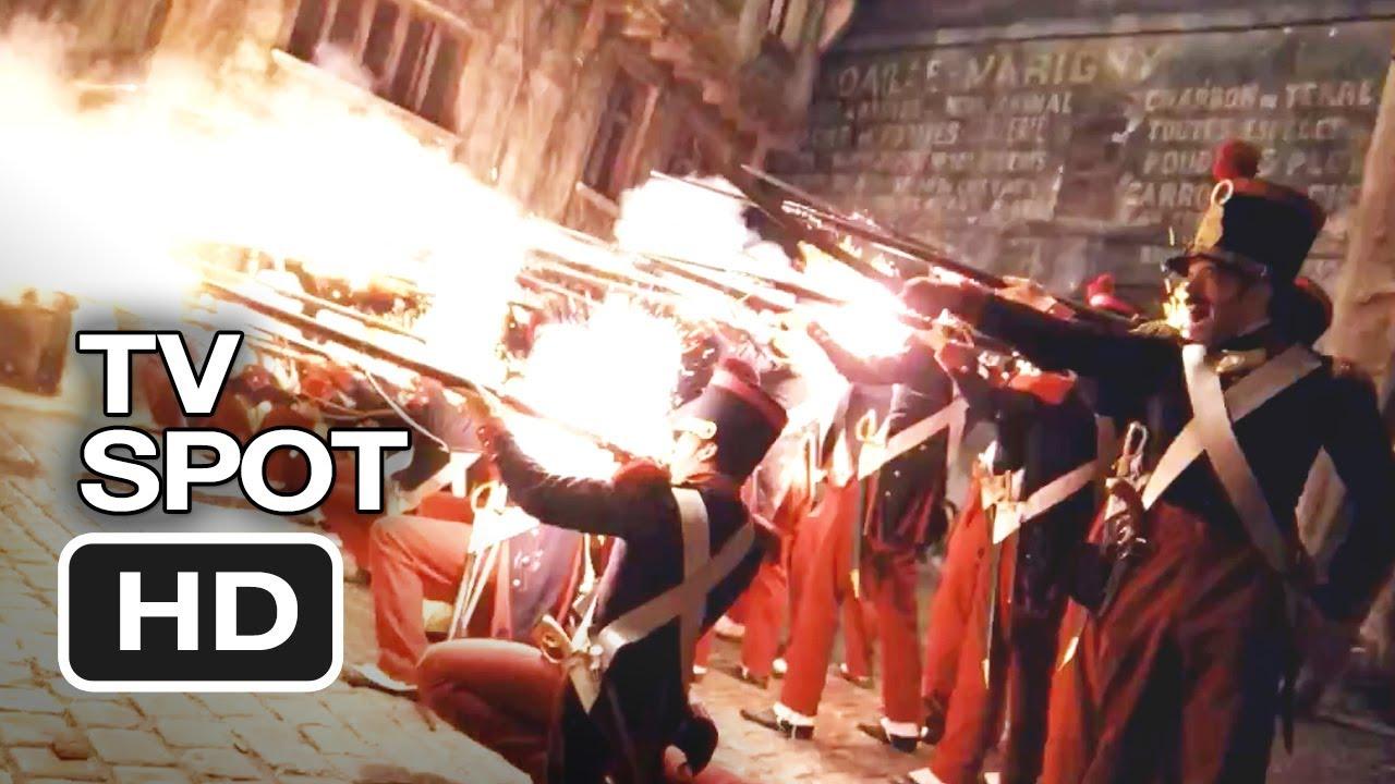 Download Les Misérables TV Spot #3 - Legend (2012) - Hugh Jackman Movie HD