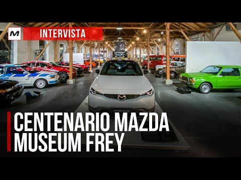 CENTENARIO MAZDA   Il Museo Mazda Classic di Augusta