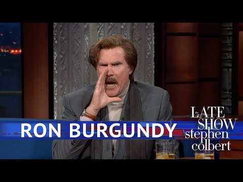 Ron Burgundy Accidentally Started 'The Ron Burgundy Podcast' from YouTube · Duration:  2 minutes 39 seconds