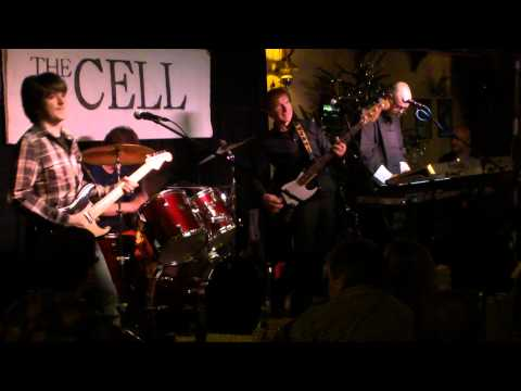The Cell Black Night song Rickenbacker Club 26.12.2011
