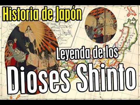 Leyendas de los DIOSES SHINTO (Historia de Japón)