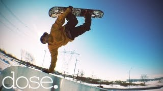 STREET: The Evolution of Snowboarding @ X Games
