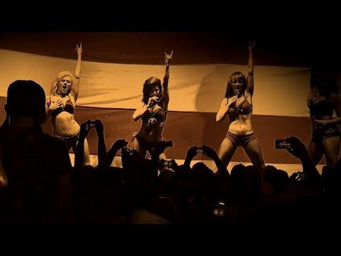 Girls performance nearly killed full throttle saloon youtube
