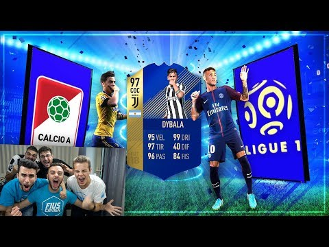 HO FINITO LA VOCEE! QUANTI TOTS!! SERIE A & LIGUE 1 TOTS PACK OPENING!