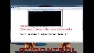Corrigir erro instalação Windows. Office, corel, SQL server e outros