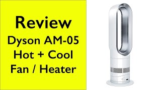 Review Dyson Hot + Cool fan heater