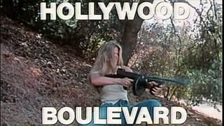 Hollywood Blvd - fun movie trailer