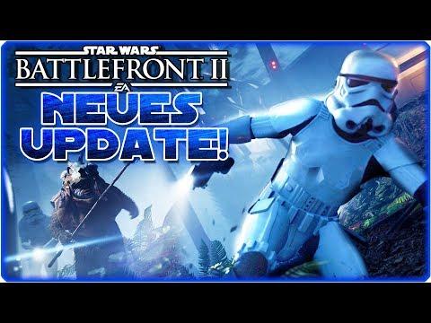 Neues Update ist endlich da! Neue Skins und neuer Modus! // Star Wars: Battlefront II // Livestream