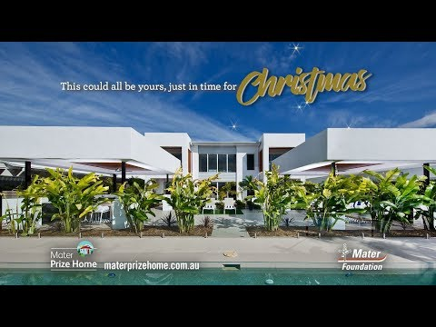Mater Prize Home lottery No. 274 | Bribie Island QLD
