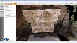 DRONE per Archeologia: nuove tecniche di rilievo