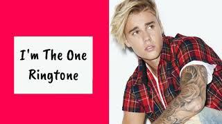 I'm The One Ringtone | Justin Bieber |