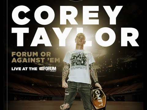 """Slipknot's Corey Taylor teases new song """"""""Culture Head"""" tii debut on 'WWE NXT'"""