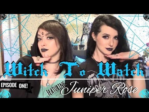 🌹Dancing With The Fae🧚 | ☽Witch To Watch: Juniper Rose☾ | ☙Ep. 1❧