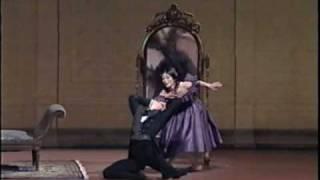 Stuttgarter Ballett Sue Jin Kang und Marijn Rademaker in Neumeier's Kameliendame