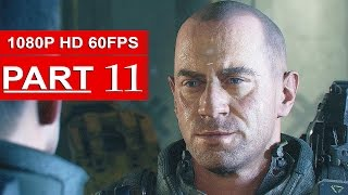 Call Of Duty Black Ops 3 Gameplay Walkthrough Part 11 Campaign [1080p 60FPS PS4] - No Commentary