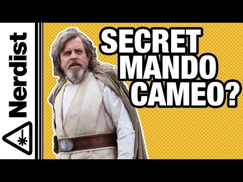 The Mandalorian Season 2: Secret Mark Hamill Cameo?! (Nerdist News w/ Dan Casey)