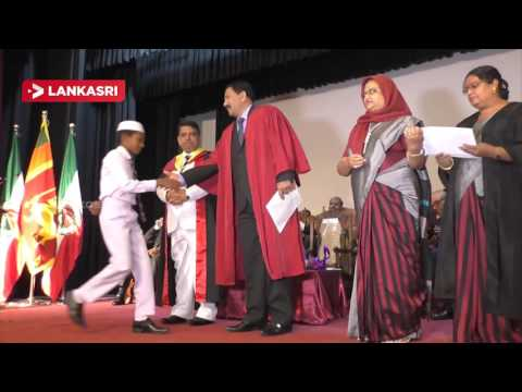 Colombo Zahira College Prize Giving Day