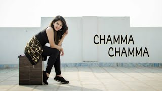 Chamma Chamma | Dance Cover | Neha Kakkar | Fraud saiyaan | Ikka | Nrityanjali