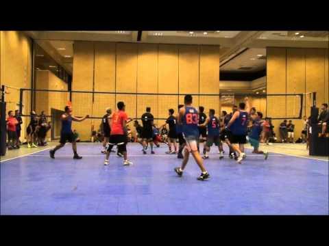 Toronto ZhenQi Black vs Philly CIA - NACVIT 2014