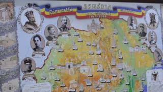 GEN. (R). DR. CHELARU VORBIND DESPRE UNIREA BASARABIEI CU TARA MAMA -ROMANIA 27.3.2017