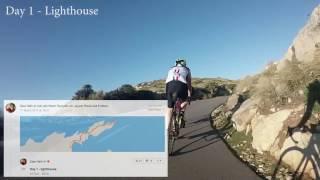Mallorca '17 Day 1 | Aberdeen Wheelers | Lighthouse Ride