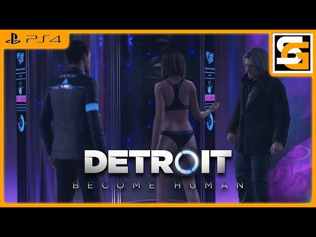 Detroit: Become Human #19 - Endstation:\\Eden.Club