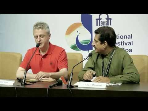 IFFI 2015 : Press conference by Pablo Cesar