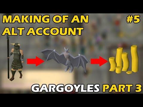Making A GARGOYLE ALT | Part 3 | Finale!