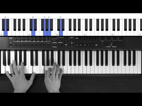 Piano Tutorial  10,000 Reasons Bless the Lord  Matt Redman
