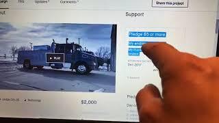 روكين ح التلفزيون 61: كيف كنت Kickstarter لخلق KW T370