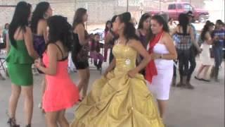 Repeat youtube video Baile de Xv años en el Ojo de Agua La Batea Sombrerete