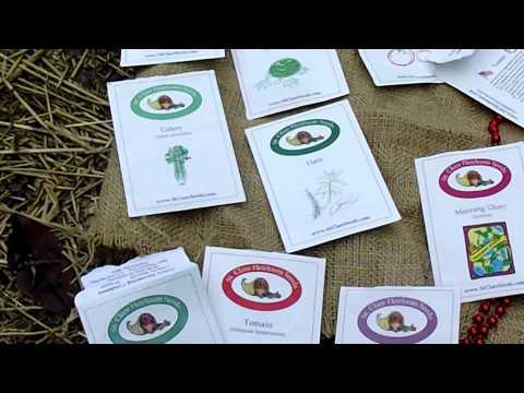Organic *Non GMO* Seeds