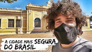 ASSIM É A CIDADE MAIS SEGURA DO BRASIL