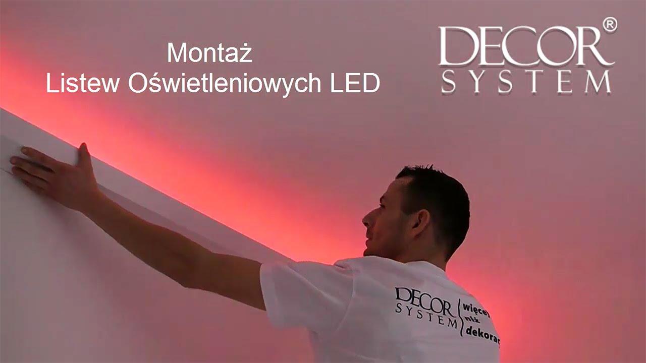 Listwy Oświetleniowe Led Instrukcja Montażu