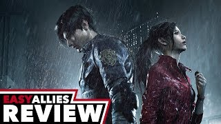 Resident Evil 2 (2019) - Easy Allies Review (Video Game Video Review)