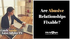 Physical Abuse In Relationships: Can An Abusive Relationship Be Fixed?
