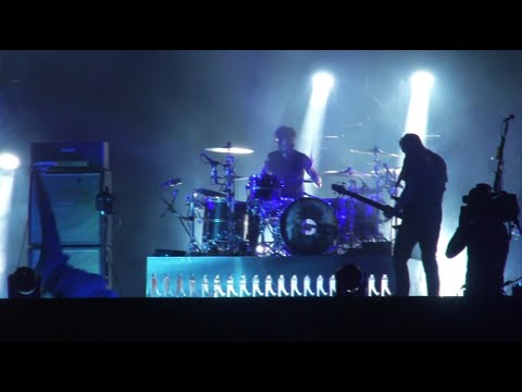 Muse - Munich Jam (SERGIO PIZZORNO ON STAGE) [HD] live 28 6 2015 Rock Werchter Festival Belgium