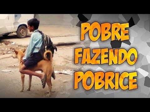 POBRE FAZENDO POBRICE - NARRADO PELO GOOGLE TRADUTOR