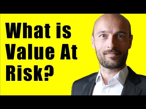 What Is Value At Risk? VaR And Risk Management