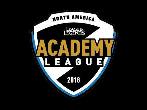 CLGA vs. C9A | Week 6 | NA Academy Summer Split | Counter Logic Gaming Academy vs. Cloud9 Academy