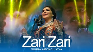 Nigina Amonqulova - Zari Zari Kardam Official Music Video