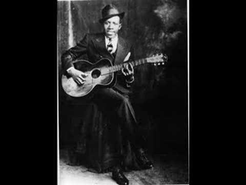 "Roots of Blues -- Robert Johnson ""Preaching Blues"""