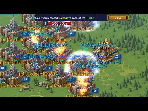 Lords Mobile Live Stream With Stridox | BURNINGGGGGGGGG