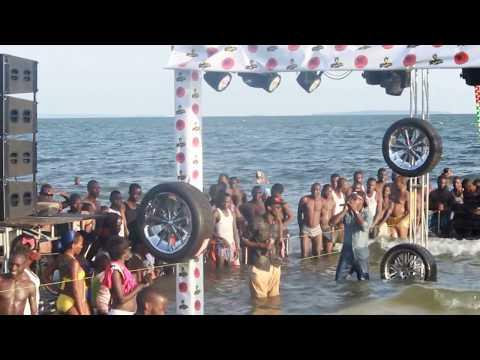 Lido Beach Entebbe party