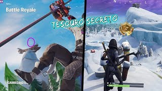 FORTNITE: SECRET TREASURE OF THE WEEK 1 SEASON 7