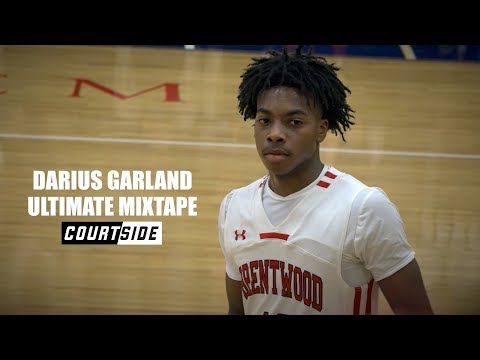 Vanderbilt Commit Darius Garland ULTIMATE Mixtape! Top PG In HS Basketball!
