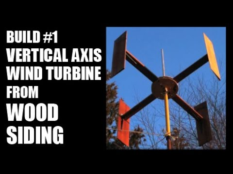 how to build wind turbine blades