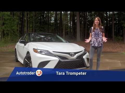 2018 Toyota Camry | Real World Review | Autotrader