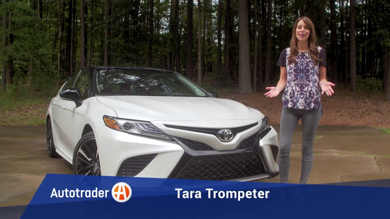 All New Camry 2018 Review Toyota India Real World Autotrader Youtube