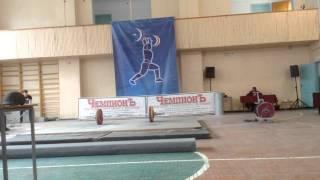 Тяжелая атлетика. Северная Осетия-Алания